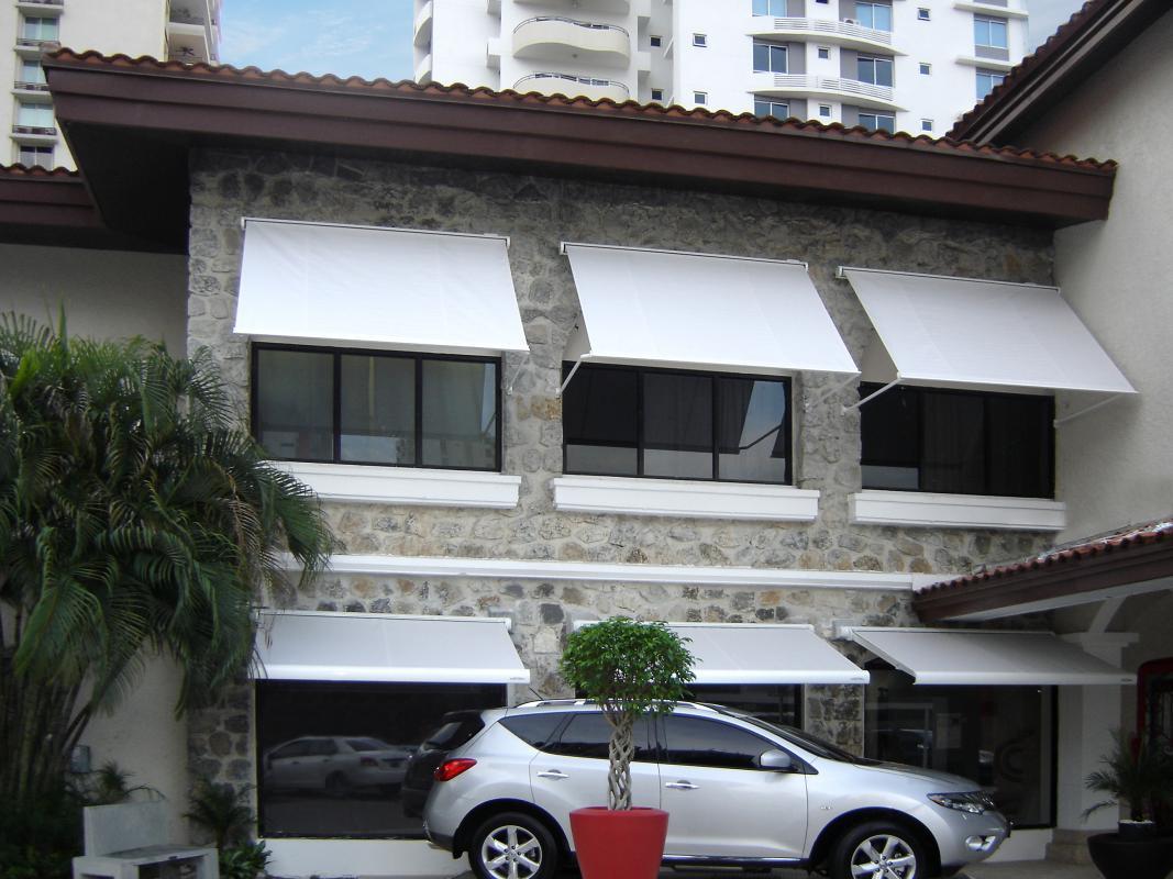 Fassadenbeschattung | Fassadenbeschattungen Winarm